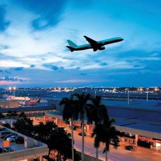 رنة المطار1